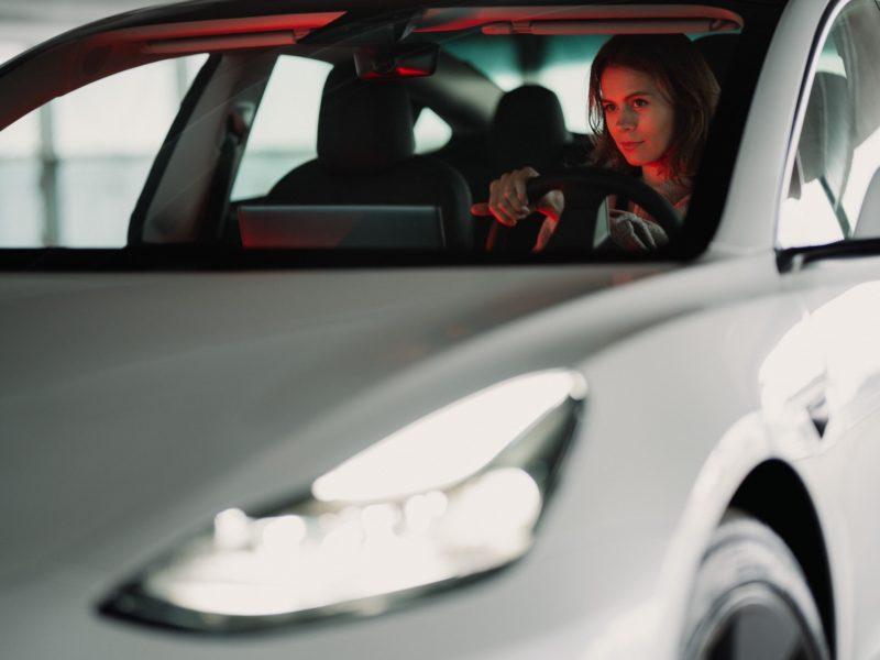 EV driver